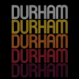 Durham, NC | Retro, Vintage Style North Carolina Pride