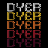 Dyer, IN | Retro, Vintage Style Indiana Pride