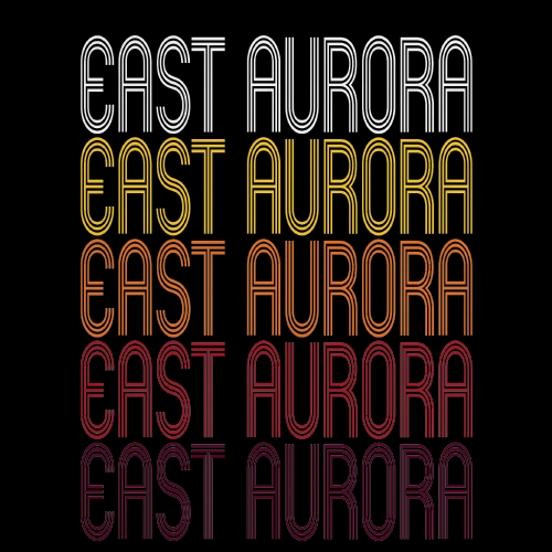 East Aurora, NY | Retro, Vintage Style New York Pride