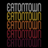 Eatontown, NJ | Retro, Vintage Style New Jersey Pride