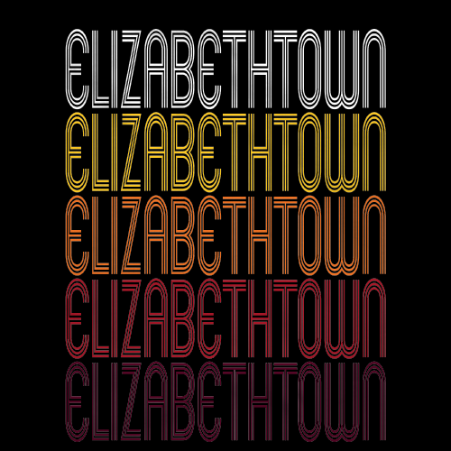 Elizabethtown, NC | Retro, Vintage Style North Carolina Pride