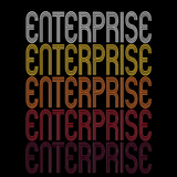 Enterprise, OR | Retro, Vintage Style Oregon Pride