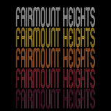 Fairmount Heights, MD | Retro, Vintage Style Maryland Pride