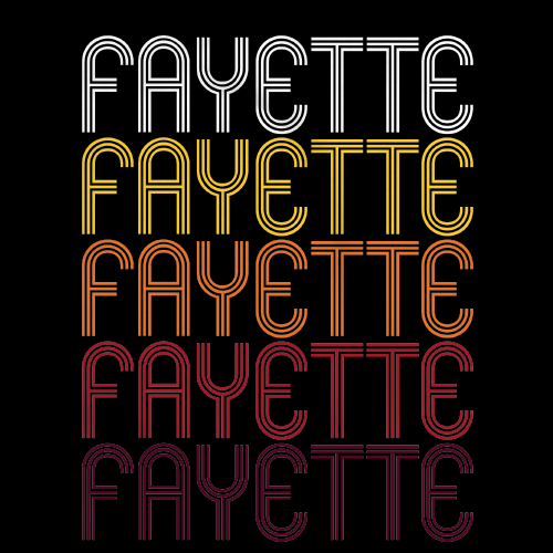 Fayette, MS | Retro, Vintage Style Mississippi Pride