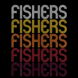 Fishers, IN | Retro, Vintage Style Indiana Pride