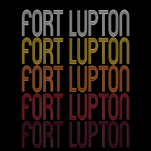 Fort Lupton, CO | Retro, Vintage Style Colorado Pride