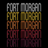 Fort Morgan, CO | Retro, Vintage Style Colorado Pride