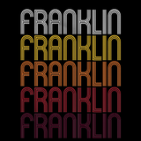 Franklin, IN | Retro, Vintage Style Indiana Pride