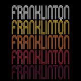 Franklinton, NC | Retro, Vintage Style North Carolina Pride