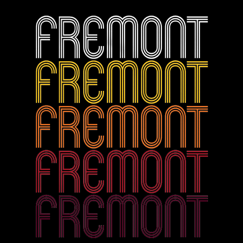 Fremont, NC | Retro, Vintage Style North Carolina Pride