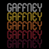 Gaffney, SC | Retro, Vintage Style South Carolina Pride