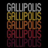 Gallipolis, OH | Retro, Vintage Style Ohio Pride