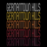 Germantown Hills, IL | Retro, Vintage Style Illinois Pride