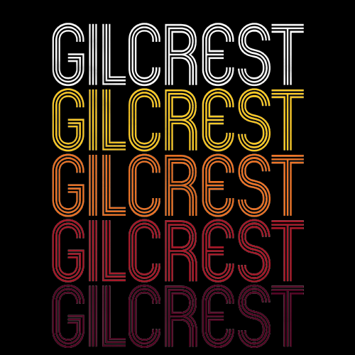 Gilcrest, CO | Retro, Vintage Style Colorado Pride