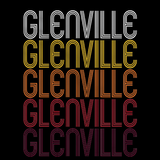 Glenville, WV | Retro, Vintage Style West Virginia Pride