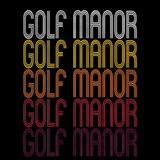 Golf Manor, OH | Retro, Vintage Style Ohio Pride
