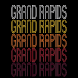 Grand Rapids, MI | Retro, Vintage Style Michigan Pride