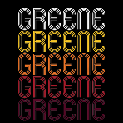 Greene, NY | Retro, Vintage Style New York Pride