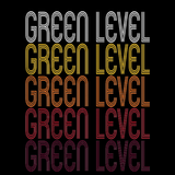 Green Level, NC | Retro, Vintage Style North Carolina Pride