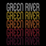 Green River, WY | Retro, Vintage Style Wyoming Pride