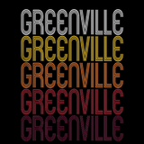 Greenville, MI | Retro, Vintage Style Michigan Pride