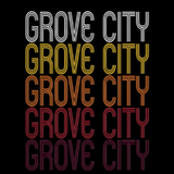 Grove City, PA | Retro, Vintage Style Pennsylvania Pride