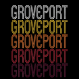 Groveport, OH | Retro, Vintage Style Ohio Pride