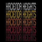 Hacienda Heights, CA | Retro, Vintage Style California Pride