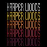 Harper Woods, MI | Retro, Vintage Style Michigan Pride