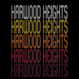 Harwood Heights, IL | Retro, Vintage Style Illinois Pride