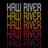 Haw River, NC | Retro, Vintage Style North Carolina Pride