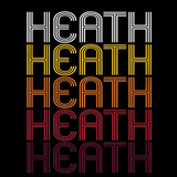 Heath, OH | Retro, Vintage Style Ohio Pride