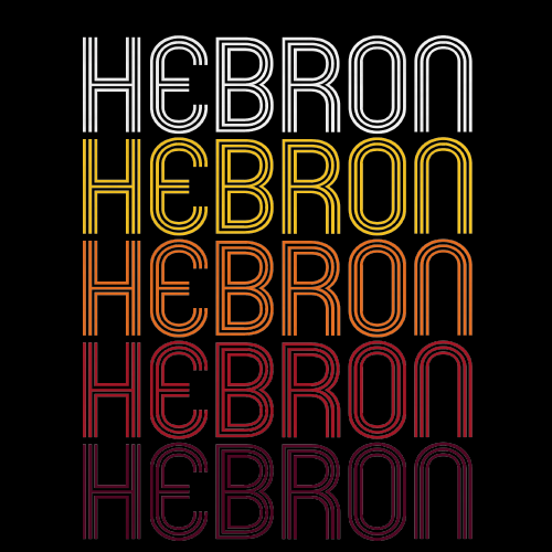 Hebron, IN | Retro, Vintage Style Indiana Pride
