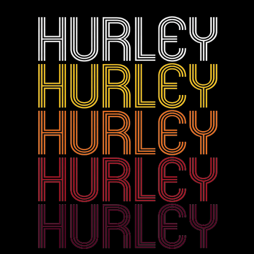 Hurley, NM | Retro, Vintage Style New Mexico Pride