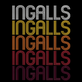 Ingalls, IN | Retro, Vintage Style Indiana Pride