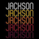 Jackson, SC | Retro, Vintage Style South Carolina Pride
