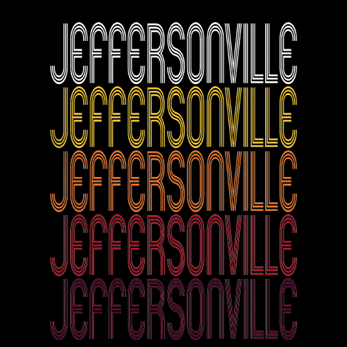 Jeffersonville, IN | Retro, Vintage Style Indiana Pride