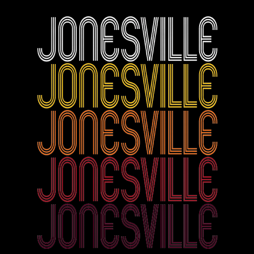 Jonesville, MI | Retro, Vintage Style Michigan Pride