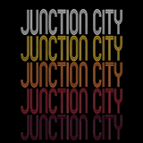 Junction City, KS | Retro, Vintage Style Kansas Pride