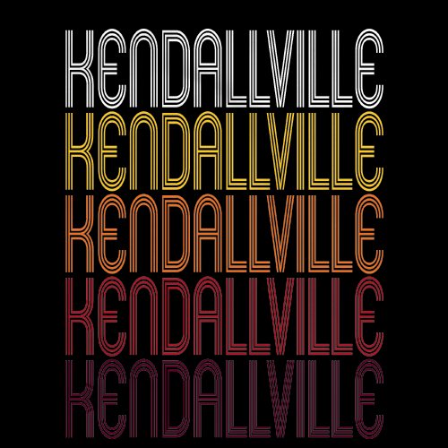 Kendallville, IN | Retro, Vintage Style Indiana Pride