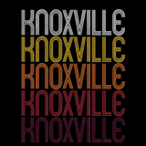 Knoxville, TN | Retro, Vintage Style Tennessee Pride