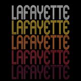 Lafayette, IN | Retro, Vintage Style Indiana Pride