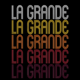 La Grande, OR | Retro, Vintage Style Oregon Pride