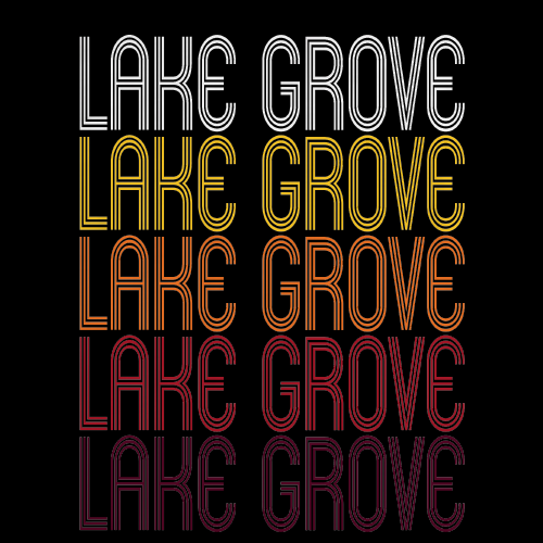 Lake Grove, NY | Retro, Vintage Style New York Pride