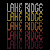 Lake Ridge, VA | Retro, Vintage Style Virginia Pride