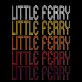 Little Ferry, NJ | Retro, Vintage Style New Jersey Pride