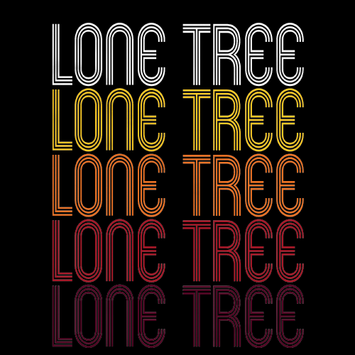 Lone Tree, CO | Retro, Vintage Style Colorado Pride