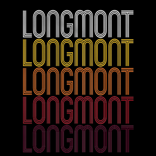 Longmont, CO | Retro, Vintage Style Colorado Pride