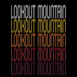 Lookout Mountain, TN | Retro, Vintage Style Tennessee Pride