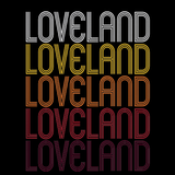 Loveland, CO | Retro, Vintage Style Colorado Pride